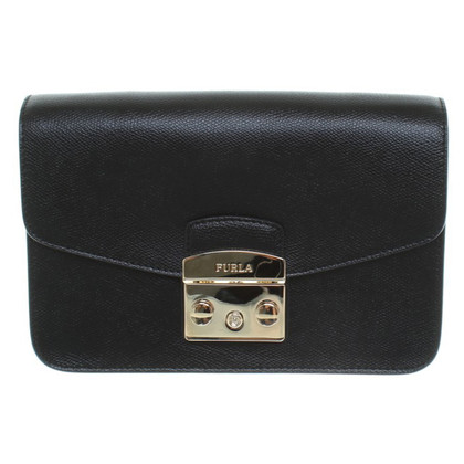 Furla clutch in black
