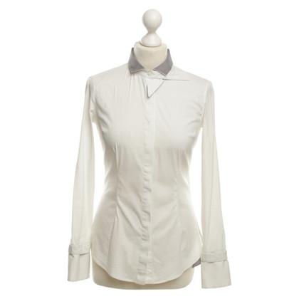 Brunello Cucinelli camicetta bianca