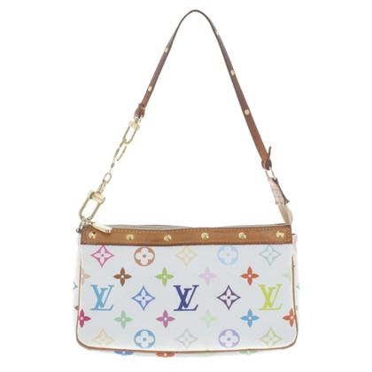 """Louis Vuitton """"Accessoires NM Monogram Pochette en toile Muliticolore"""""""