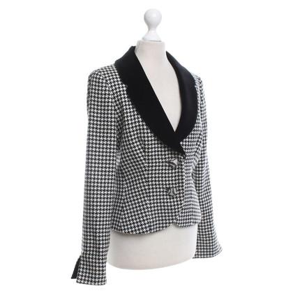 Other Designer Gai Mattiolo - blazer with pepita pattern