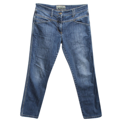 """Closed Jeans """"Pedal Pusher"""" in blue"""