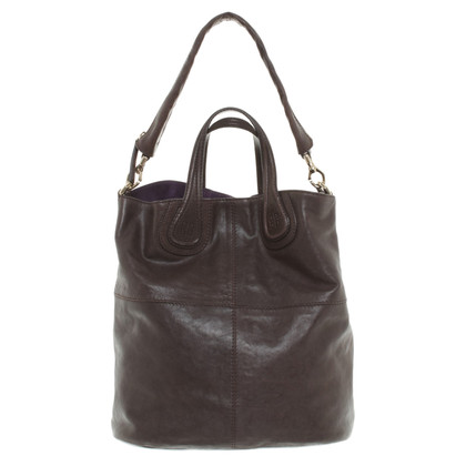 "Givenchy ""Nightingale bag"" in dark brown"