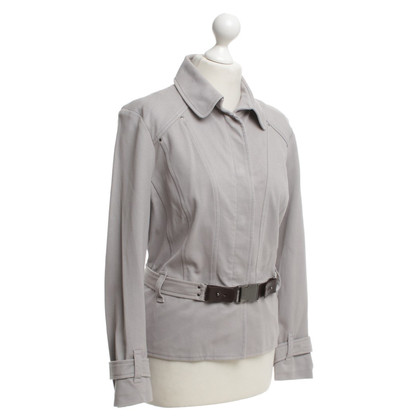 Marc Cain Jacket with waist belt