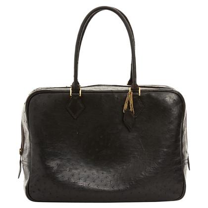 Hermès Shoulder bag made of ostrich leather