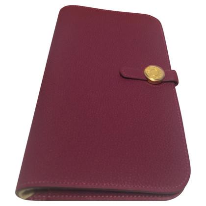 Hermès portafoglio Dogon