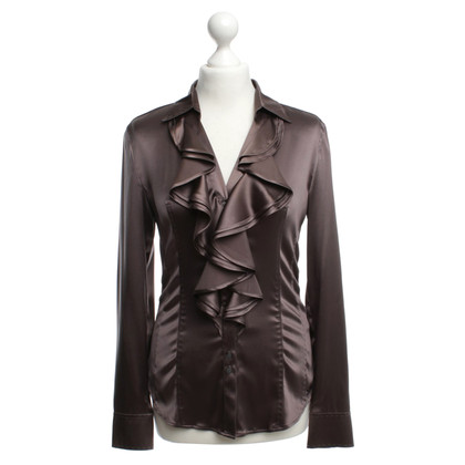 Marc Cain Blouse in Taupe
