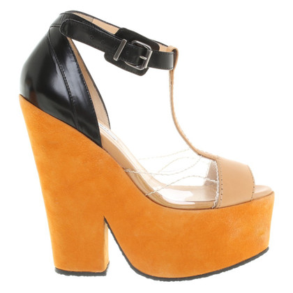 Carven sandales Wedge