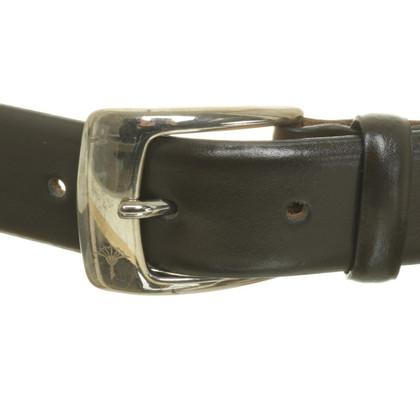 JOOP! Cintura con logo in rilievo