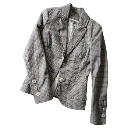 Drykorn Blazer with check pattern