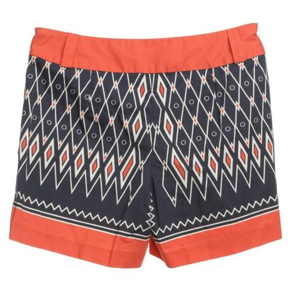 Alberta Ferretti Shorts with pattern
