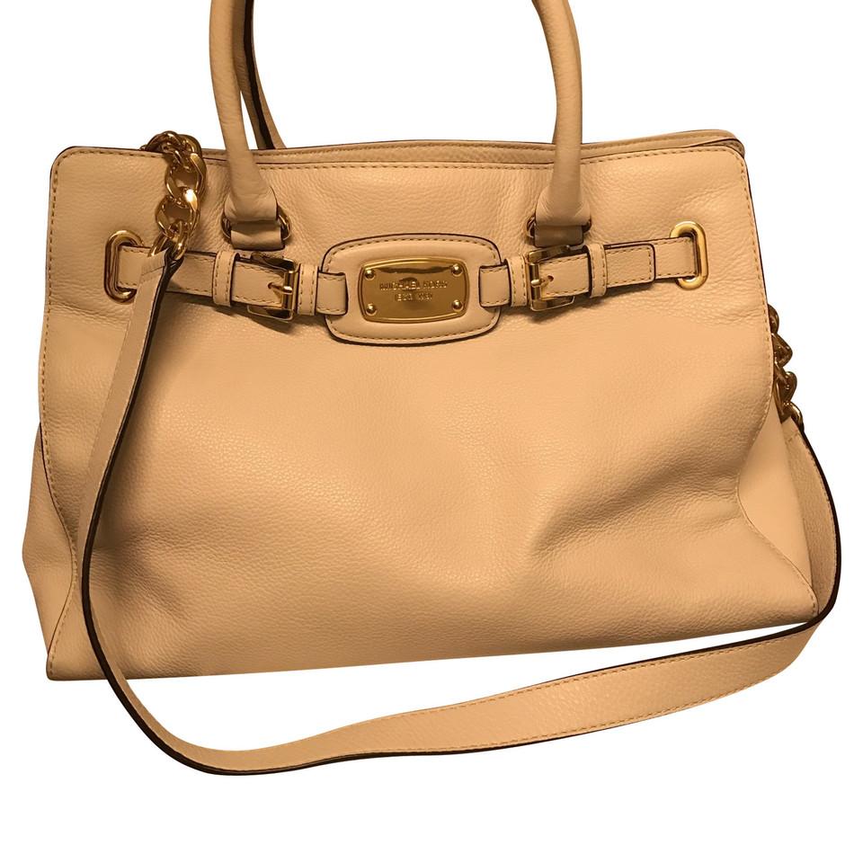 09b0431a8170 Michael Kors Beige soft leather bag - Buy Second hand Michael Kors Beige  soft leather bag