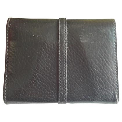 Salvatore Ferragamo Porte-monnaie en noir