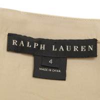 Ralph Lauren Black Label Abito in Beige