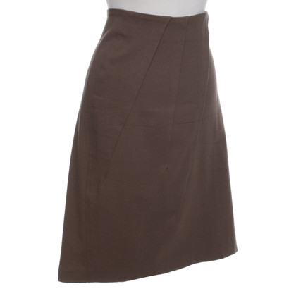 Brunello Cucinelli skirt in Brown