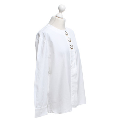 Balenciaga Blouse in white