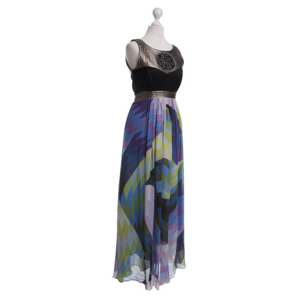 Matthew Williamson Dress with colourful skirt