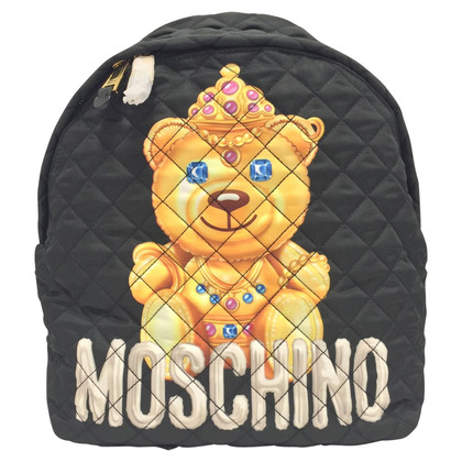 Moschino Backpack with print