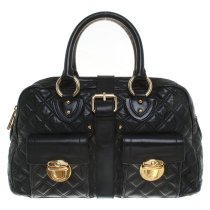 Marc Jacobs Handtas in zwart