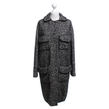 Lanvin Long wool coat