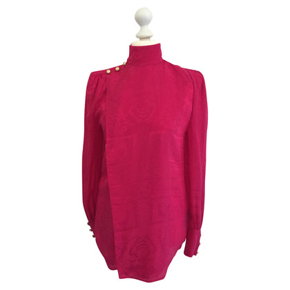 Balmain X H&M zijden blouse