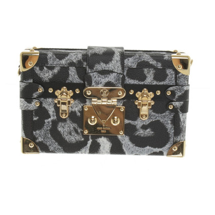 "Louis Vuitton ""Petite Malle Box Catprint"""
