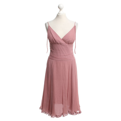 Ted Baker Silk dress in blush pink