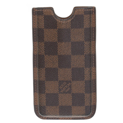 Louis Vuitton iPhone Case from Damier Ebene Canvas