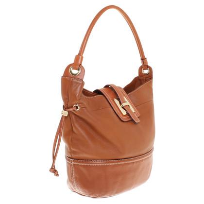 Kate Spade Handtasche in Braun