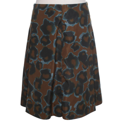 Cacharel skirt with pattern