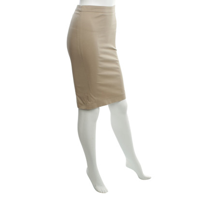 Patrizia Pepe skirt in Beige