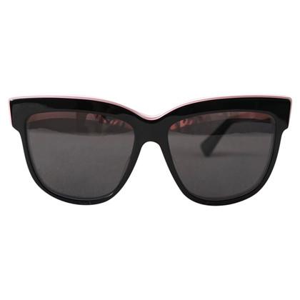 Christian Dior Graphic Sunglasses