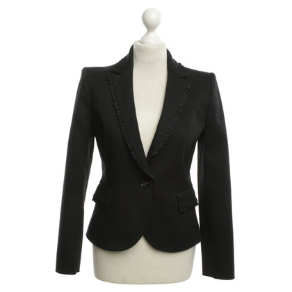 Red Valentino Blazer in zwart