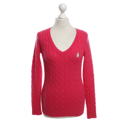 Princess goes Hollywood Cashmere Sweater Pink