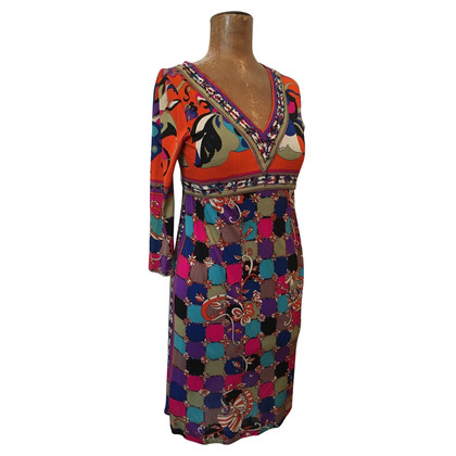 Emilio Pucci Dress, pure zijde