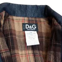 Dolce & Gabbana Sheath made of denim