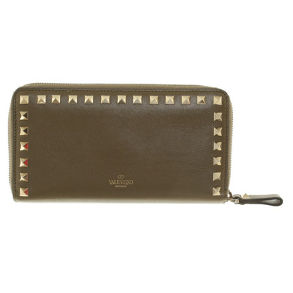 Valentino Wallet with rivets