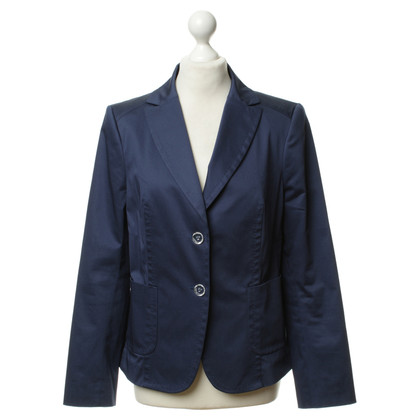 Van Laack Klassieke Blazer in blauw