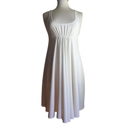 Prada Straps dress in white