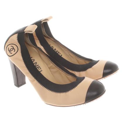 Chanel pumps in pelle