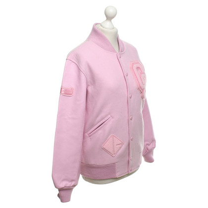 Opening Ceremony Bomber Jacket in Pink