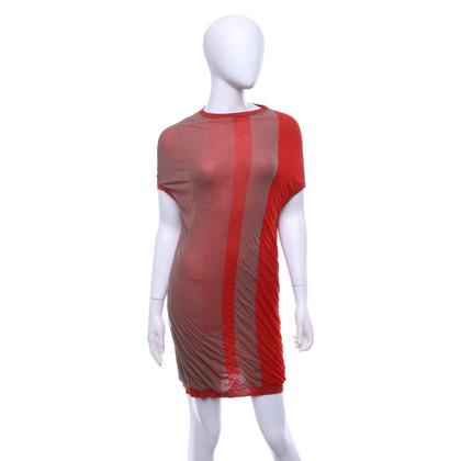 Rick Owens Gebreid shirt in tweekleurig