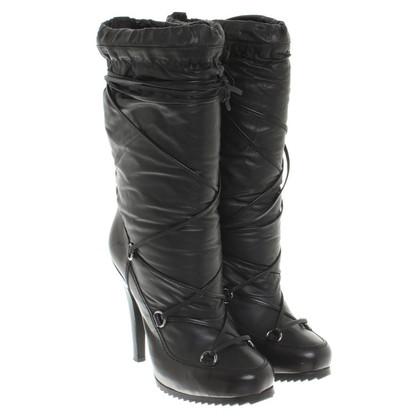 Barbara Bui Boots in zwart