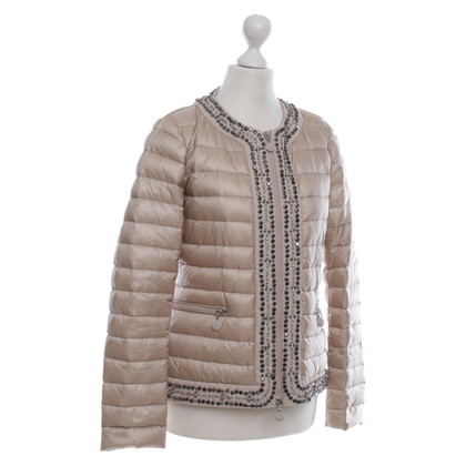 Moncler Down jacket with applique