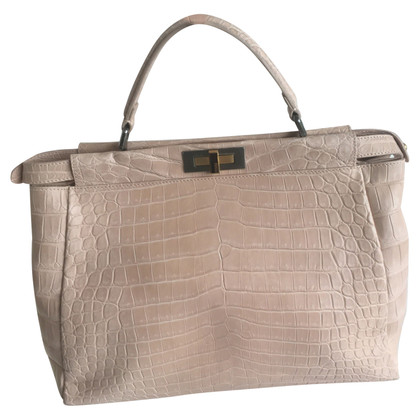 "Fendi ""Peekaboo Bag 40"""