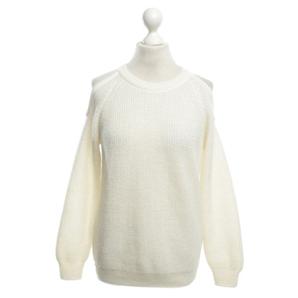 Iro Couleur crème pull-over