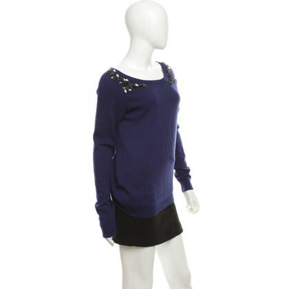 Max & Co Pullover in Violett