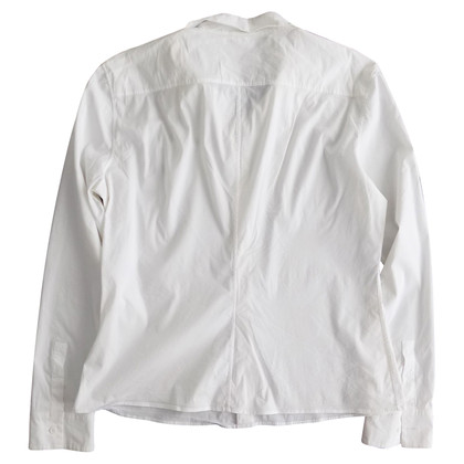 Jil Sander Shirt blouse in white