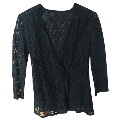 Carolina Herrera Elegante cardigan in pizzo