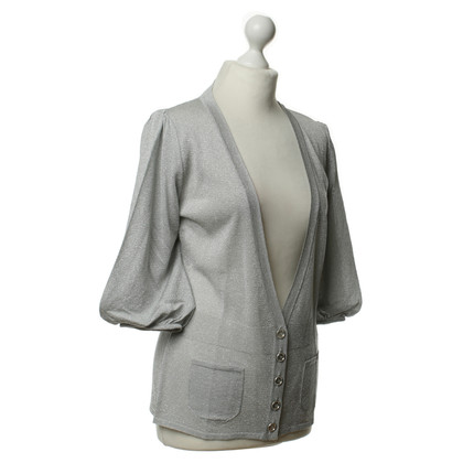 Burberry Cardigan color argento
