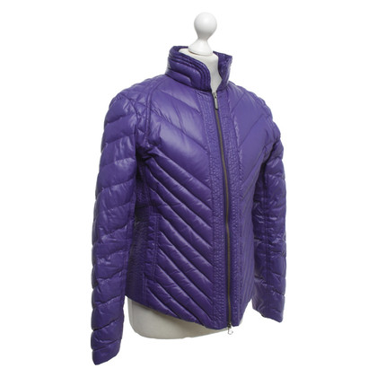 Armani Jeans Down jacket in purple